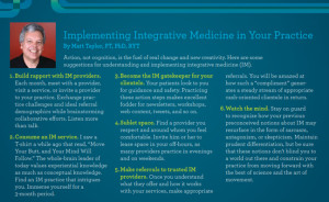 matt integrative medicine_PT in motion 2014